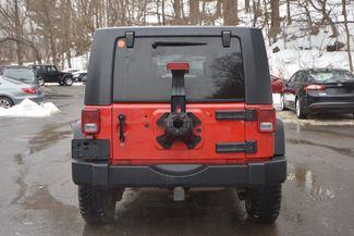 2007 Jeep Wrangler Unlimited Rubicon Naugatuck, Connecticut 3