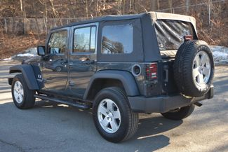 2007 Jeep Wrangler Unlimited X Naugatuck, Connecticut 2