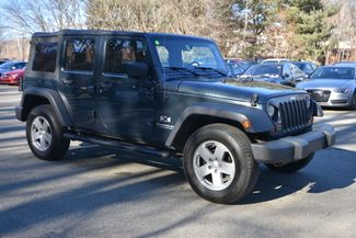 2007 Jeep Wrangler Unlimited X Naugatuck, Connecticut 6
