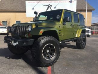 2007 Jeep Wrangler Unlimited Sahara  39TH SHOWROOM 405-792-2244 in Oklahoma City OK