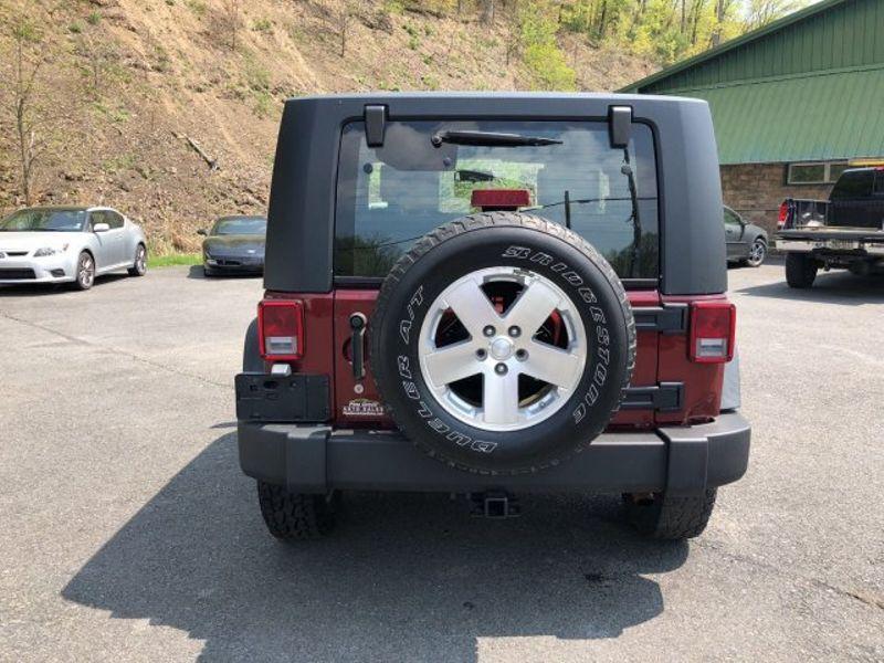 2007 Jeep Wrangler X | Pine Grove, PA | Pine Grove Auto Sales in Pine Grove, PA