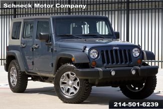 2007 Jeep Wrangler Unlimited X Plano, TX