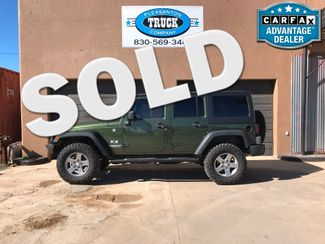 2007 Jeep Wrangler Unlimited X | Pleasanton, TX | Pleasanton Truck Company in Pleasanton TX
