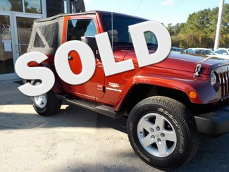 2007 Jeep Wrangler Sahara Raleigh, NC