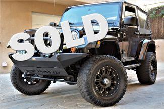 2007 Jeep Wrangler Sahara Reseda, CA