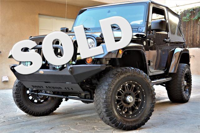 2007 Jeep Wrangler Sahara Reseda, CA 0