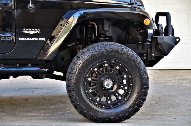 2007 Jeep Wrangler Sahara Reseda, CA 17