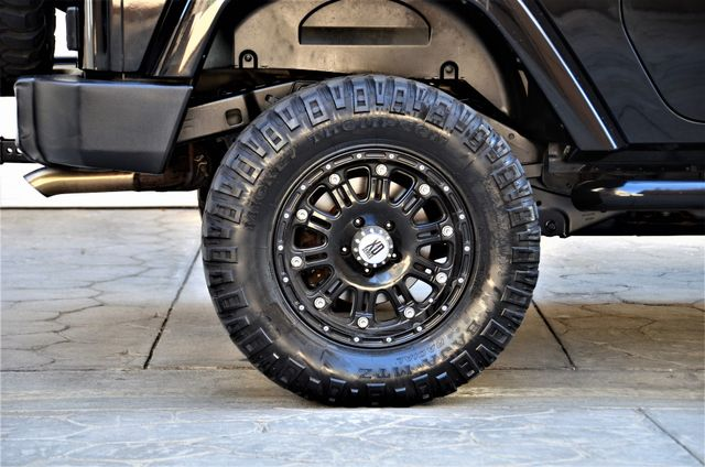 2007 Jeep Wrangler Sahara Reseda, CA 18