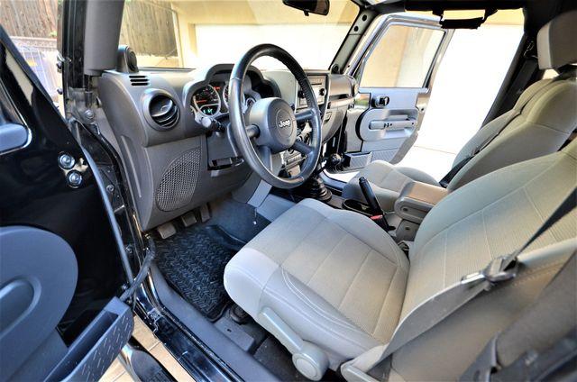 2007 Jeep Wrangler Sahara Reseda, CA 8