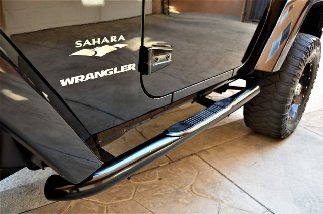 2007 Jeep Wrangler Sahara Reseda, CA 9