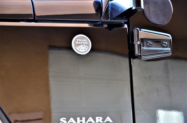 2007 Jeep Wrangler Sahara Reseda, CA 12