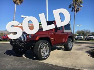 2007 Jeep Wrangler in San Luis Obispo California