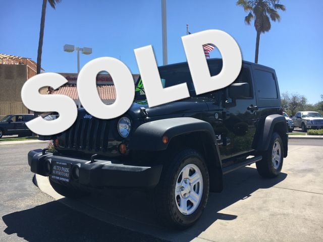 2007 Jeep Wrangler X Youll enjoy the benefits of good gas mileage and a smooth ride with this V6