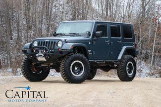 2007 Jeep Wrangler Unlimited 4x4 w/V8 Conversion, 37