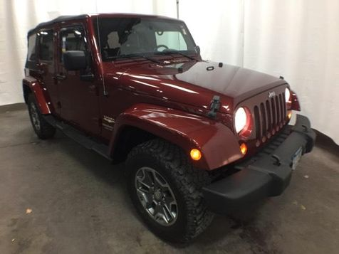 2007 Jeep Wrangler Unlimited Sahara in Victoria, MN