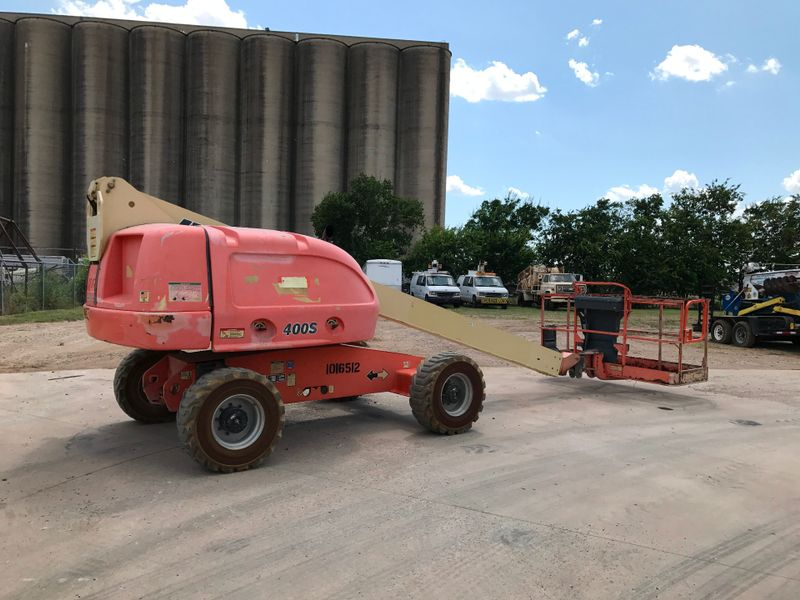2007 Jlg 400S BOOM LIFT   city TX  North Texas Equipment  in Fort Worth, TX