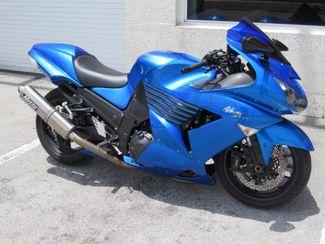 2007 Kawasaki Ninja ZX™-14 Dania Beach, Florida 1