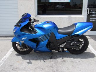 2007 Kawasaki Ninja ZX™-14 Dania Beach, Florida 6