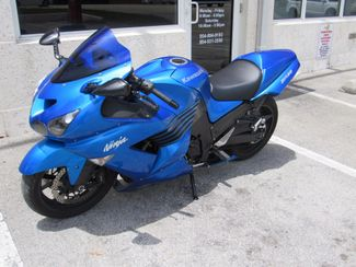 2007 Kawasaki Ninja ZX™-14 Dania Beach, Florida 7
