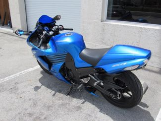 2007 Kawasaki Ninja ZX™-14 Dania Beach, Florida 11