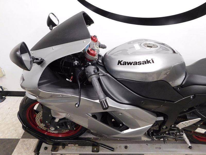 2007 Kawasaki Ninja ZX6R  in Eden Prairie, Minnesota