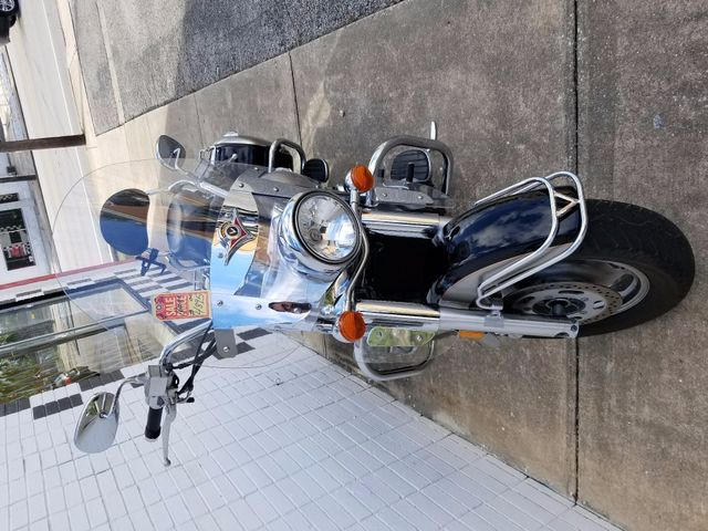 2007 Kawasaki Vulcan® 1600 Nomad™ Daytona Beach, FL 2