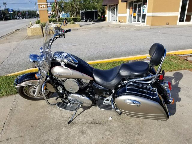 2007 Kawasaki Vulcan® 1600 Nomad™ Daytona Beach, FL 3