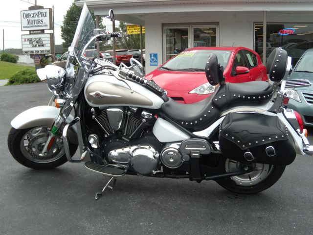 2007 Kawasaki Vulcan® 2000 Classic LT Ephrata, PA 6