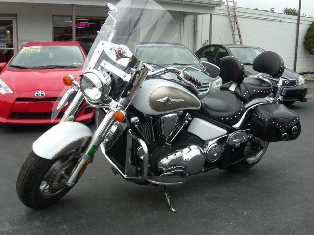 2007 Kawasaki Vulcan® 2000 Classic LT Ephrata, PA 7