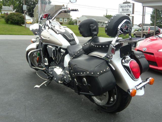 2007 Kawasaki Vulcan® 2000 Classic LT Ephrata, PA 5