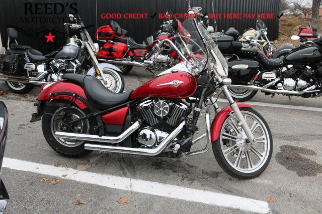 2007 Kawasaki Vulcan® 900 Custom | Hurst, Texas | Reed's Motorcycles in Hurst Texas