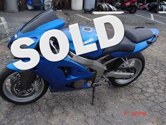 2007 Kawasaki ZX600 J ZZR Spartanburg, South Carolina 0