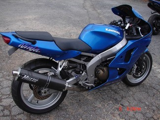 2007 Kawasaki ZX600 J ZZR Spartanburg, South Carolina 1