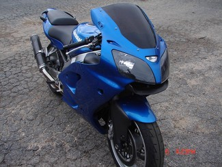 2007 Kawasaki ZX600 J ZZR Spartanburg, South Carolina 2