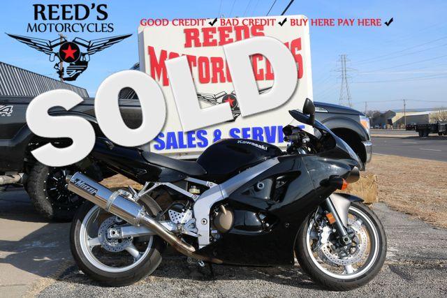 2007 Kawasaki ZZR® 600 | Hurst, Texas | Reed's Motorcycles in Hurst Texas