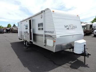 2007 Keystone Springdale 295 Bunkhouse/Slide 30 Ft. Sleeps 8! Bend, Oregon 4