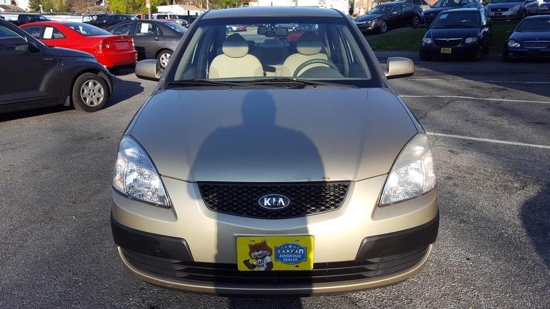 2007 Kia Rio LX  in Frederick, Maryland
