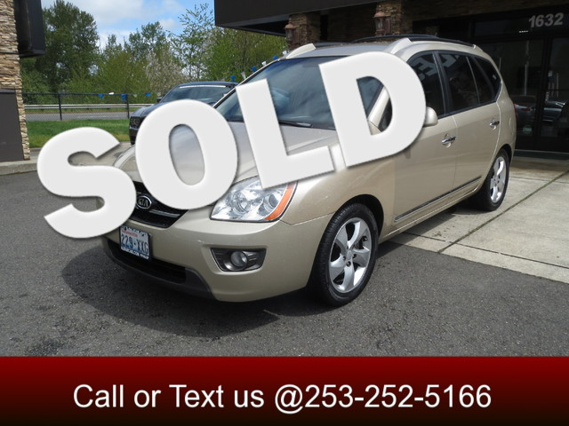 2007 Kia Rondo EX The CARFAX Buy Back Guarantee that comes with this vehicle means that you can bu