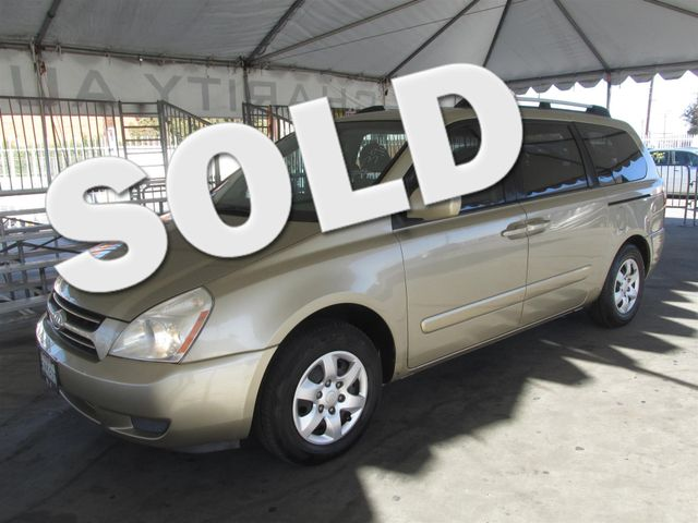 2007 Kia Sedona LX This particular Vehicle comes with 3rd Row Seat Please call or e-mail to check