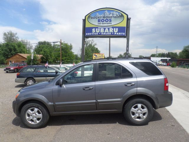 2007 Kia Sorento EX - Tax Season Special! Golden, Colorado 2