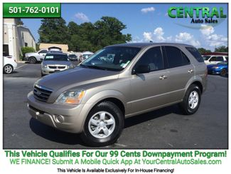 2007 Kia Sorento LX | Hot Springs, AR | Central Auto Sales in Hot Springs AR