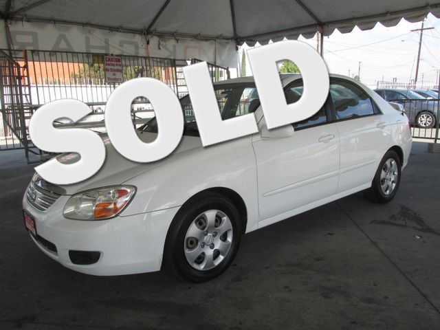 2007 Kia Spectra EX Please call or e-mail to check availability All of our vehicles are availab