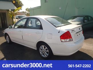 2007 Kia Spectra EX Lake Worth , Florida 2