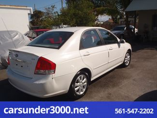 2007 Kia Spectra EX Lake Worth , Florida 3