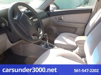 2007 Kia Spectra EX Lake Worth , Florida 4