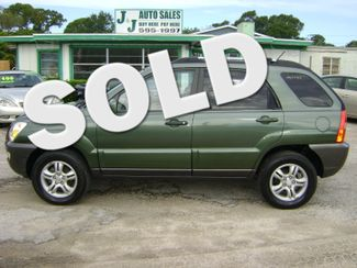 2007 Kia Sportage in Fort Pierce, FL