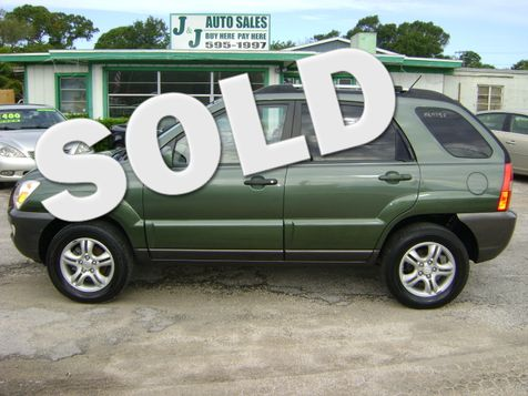 2007 Kia Sportage EX in Fort Pierce, FL