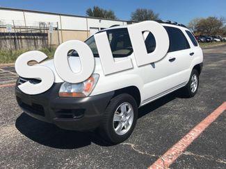 2007 Kia Sportage LX | Ft. Worth, TX | Auto World Sales LLC in Fort Worth TX