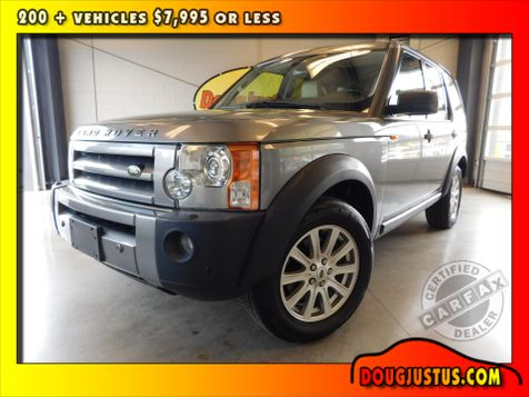 2007 Land Rover LR3 SE in Airport Motor Mile ( Metro Knoxville ), TN