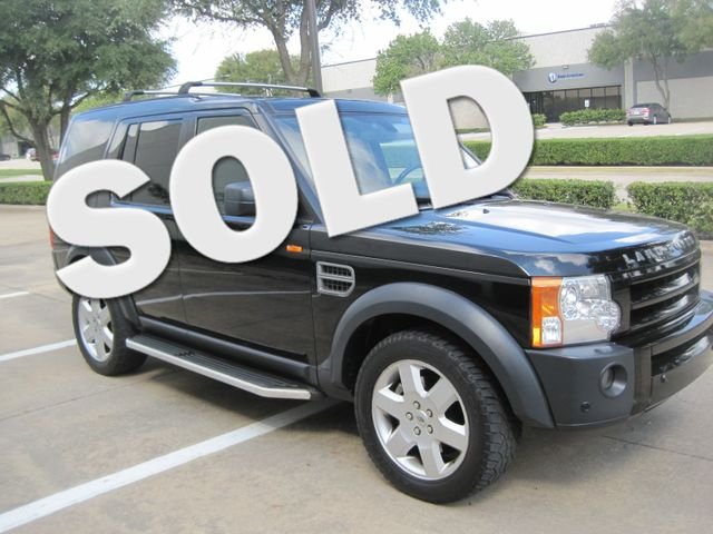 2007 Land Rover LR3 HSE, Nav, Htd Seats,  X/.Nice, only 108k MIles. Plano, Texas 0